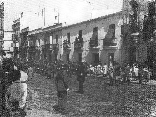 Resultado de imagen de Regimiento de Granada nº34